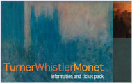 TurnerWhistlerMonet invitation thumbnail