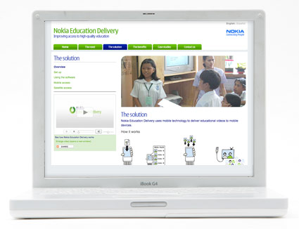Nokia Education Delivery - The solution